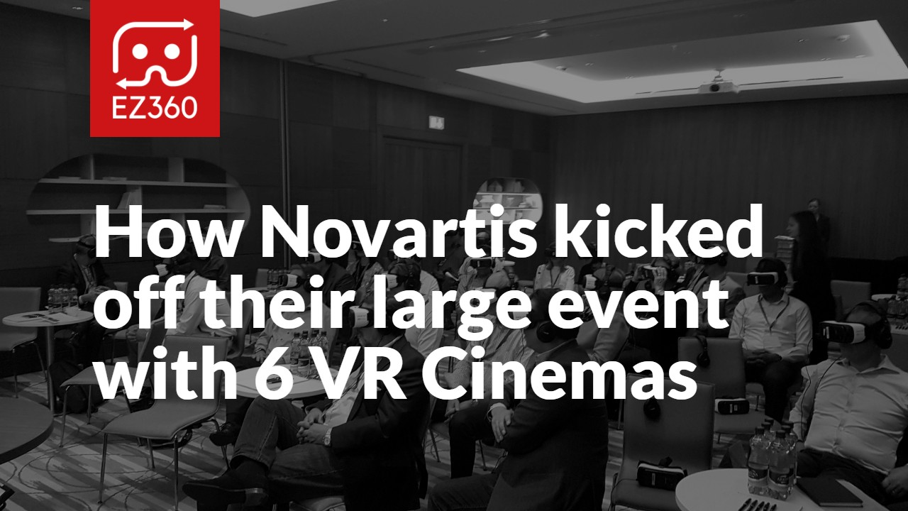 Novartis Virtual Reality