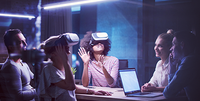 VR for sales and marketing